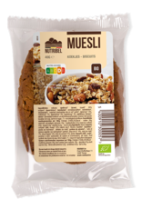 Nutribel Biscuit épeautre muesli bio 40g 20 pièces