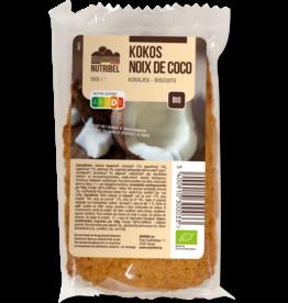 Biscuit de coco bio 55g 20 pièces