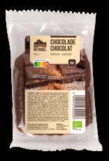 Nutribel Biscuit de choco bio 45g 20 pièces