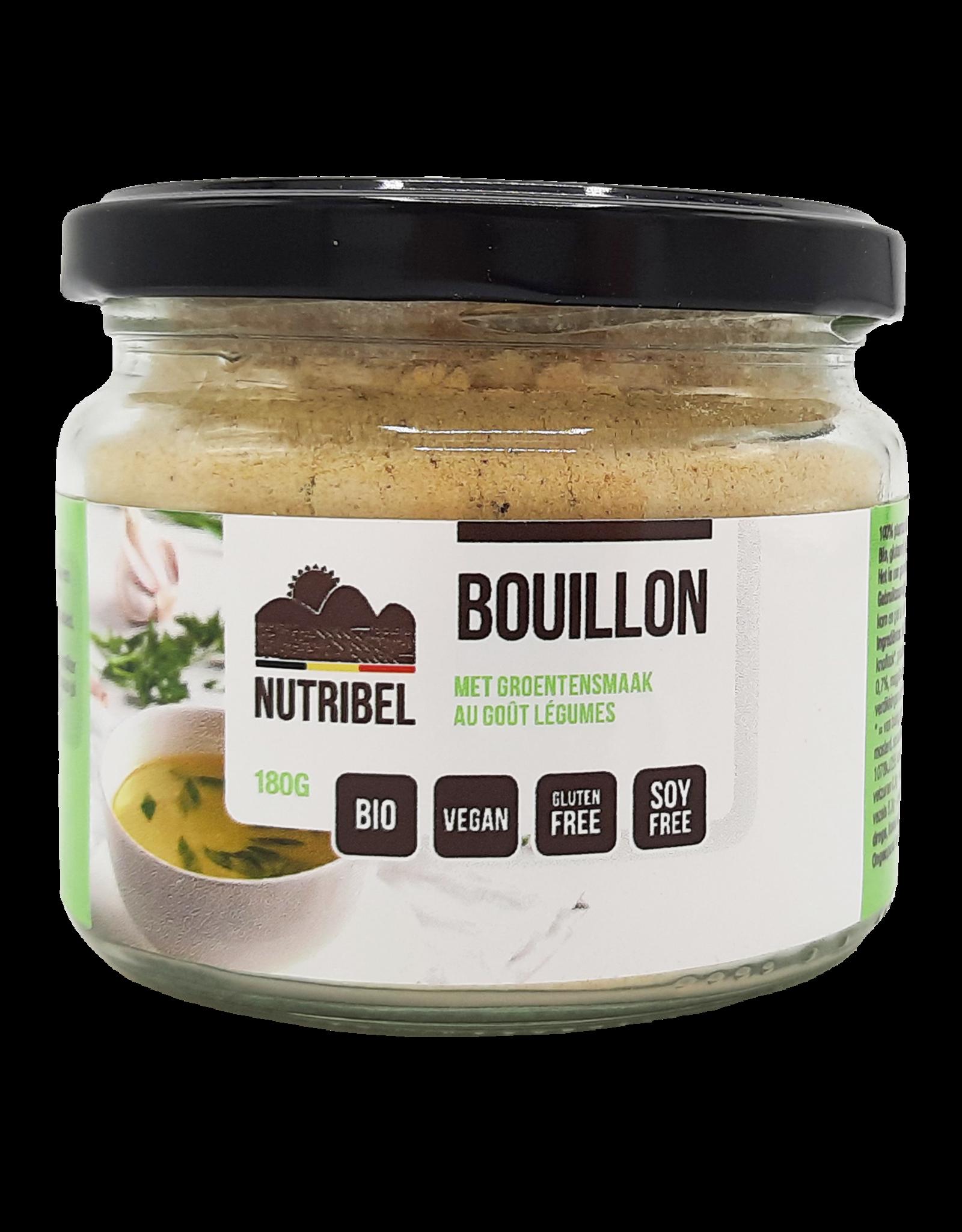 Nutribel Bouillon groenten bio 180g