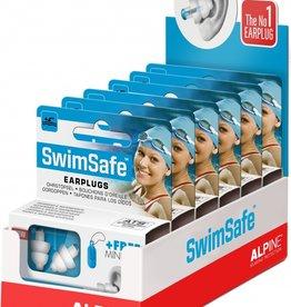 Alpine SwimSafe display