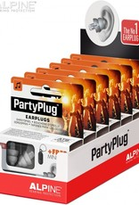 Alpine PartyPlug display