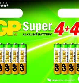 AAA batterijen multipack