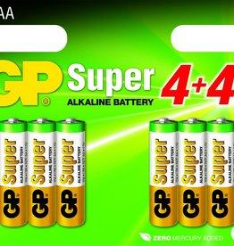 AA batterijen multipack