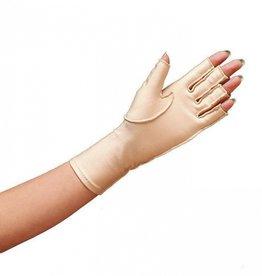 Oedeemhandschoenen - halve vingers over de pols