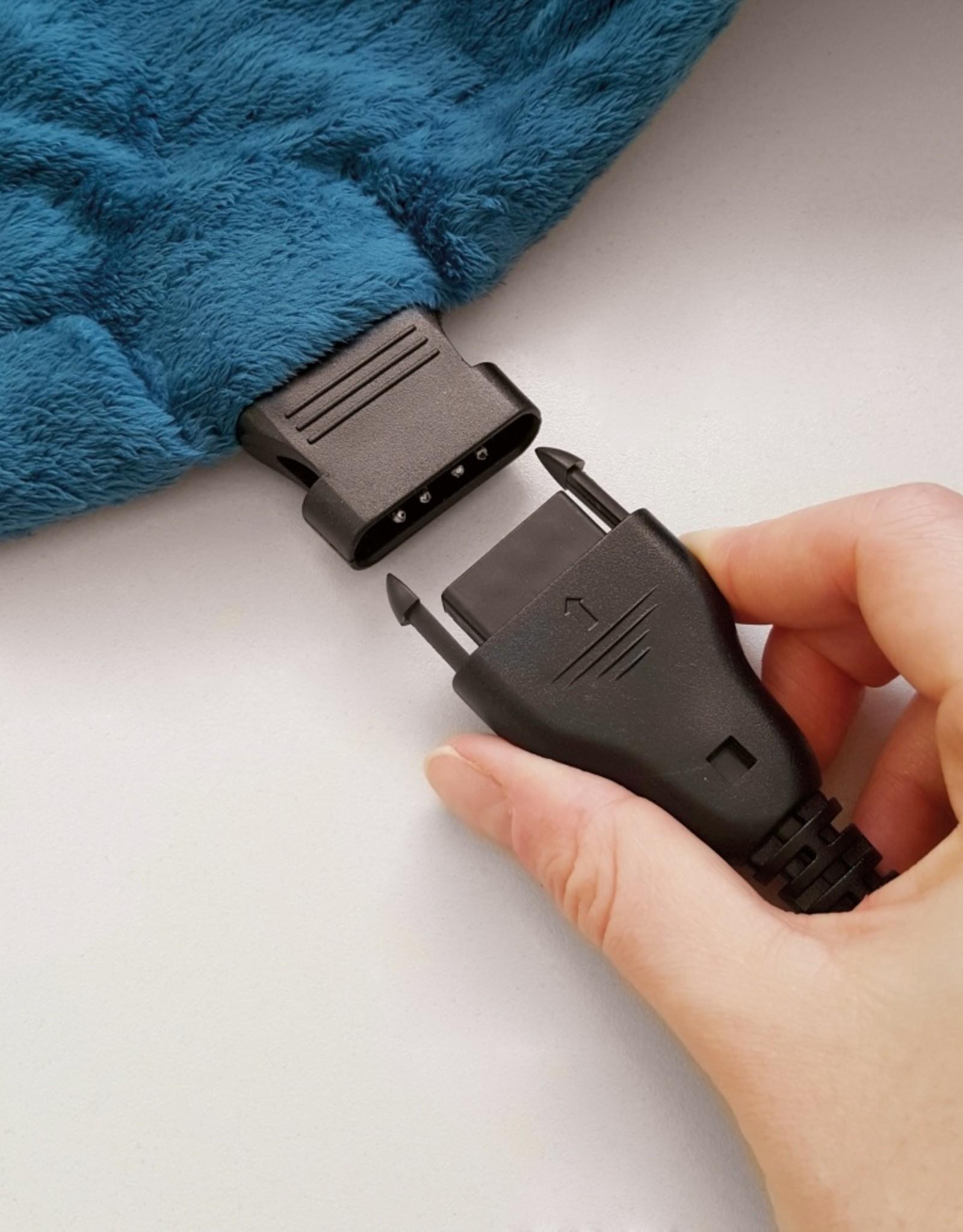 Schouder- en nekwarmtekussen XL