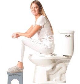 Opvouwbaar toiletkrukje