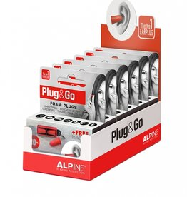 Alpine Plug&Go oordopjes