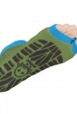 Anti-slipsokken groen