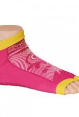 Anti-slipsokken roze