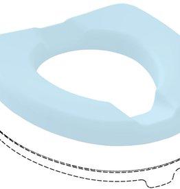 Zachte toiletzitting voor Atlantis toiletverhoger