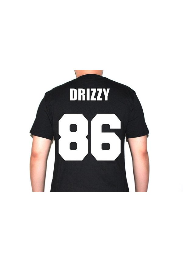 Drizzy TEAM TEE (MEN)