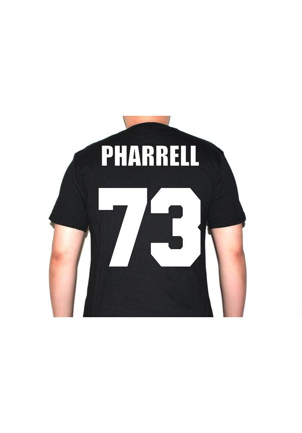 TEAM PHARRELL TEE (MEN)