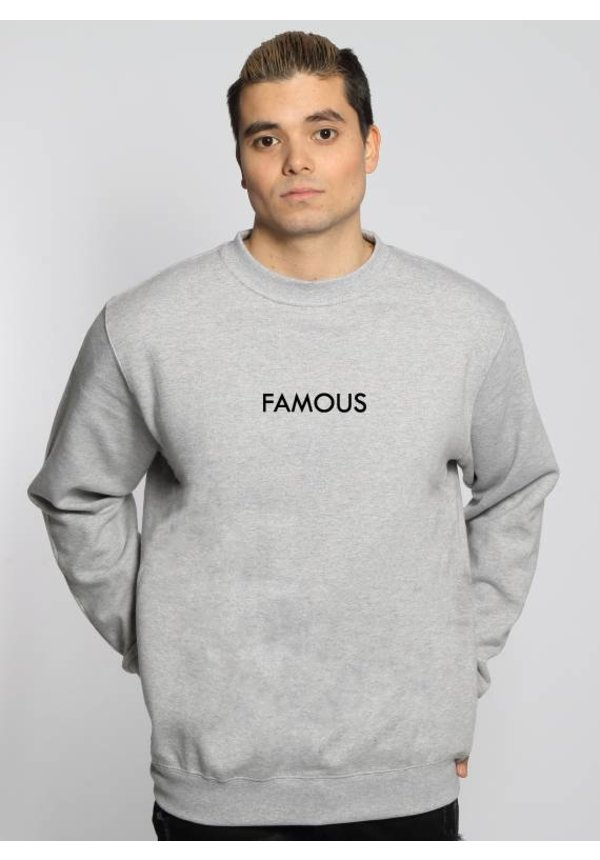 FAMOUS SWEATER (MEN)