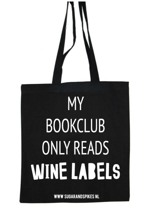 BOOKCLUB COTTON BAG