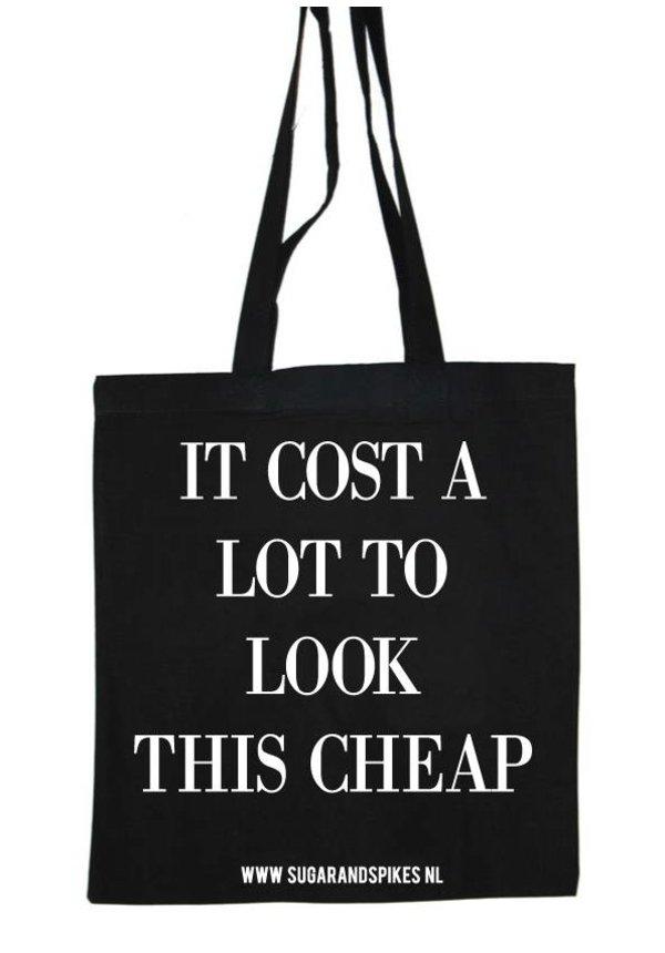 COST A LOT COTTON BAG
