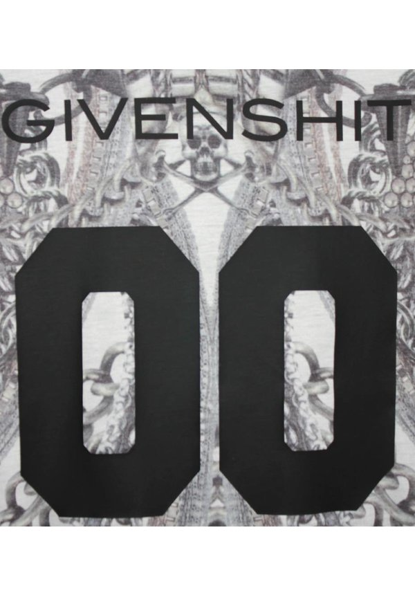 GIVENSHIT PRINTED TEE (MEN)