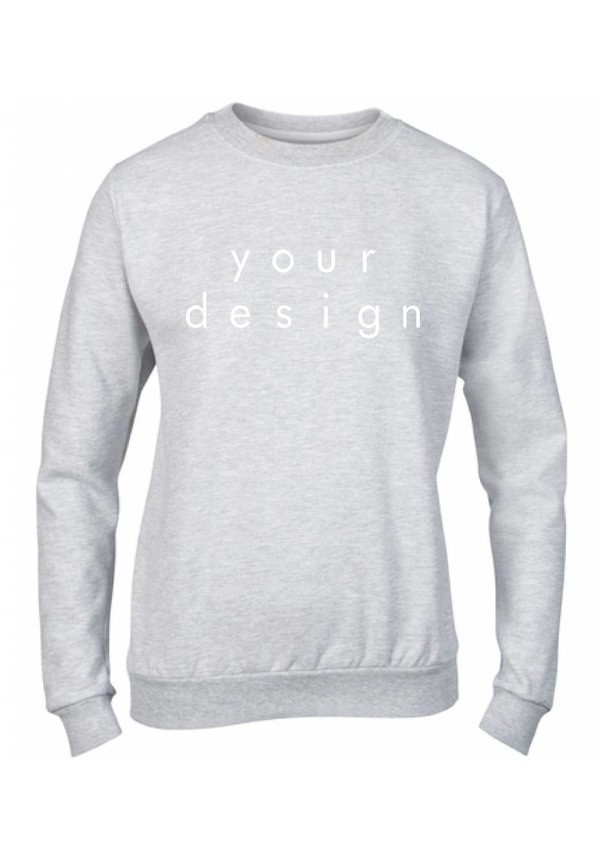 DESIGN YOUR OWN SWEATER (WMN)