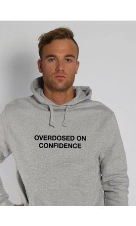 OVERDOSED ON CONFIDENCE HOODIE (MEN)