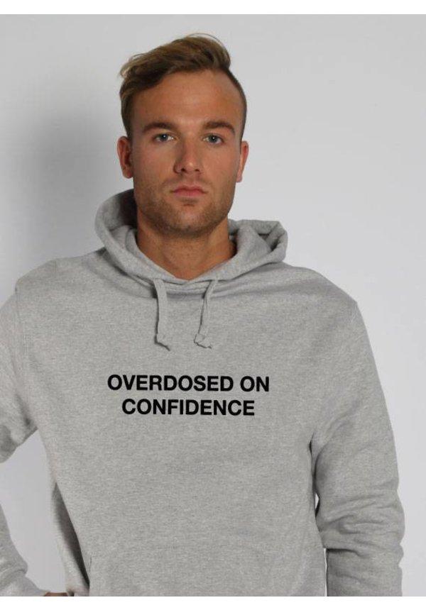 OVERDOSED ON CONFIDENCE HOODIE (MEN)