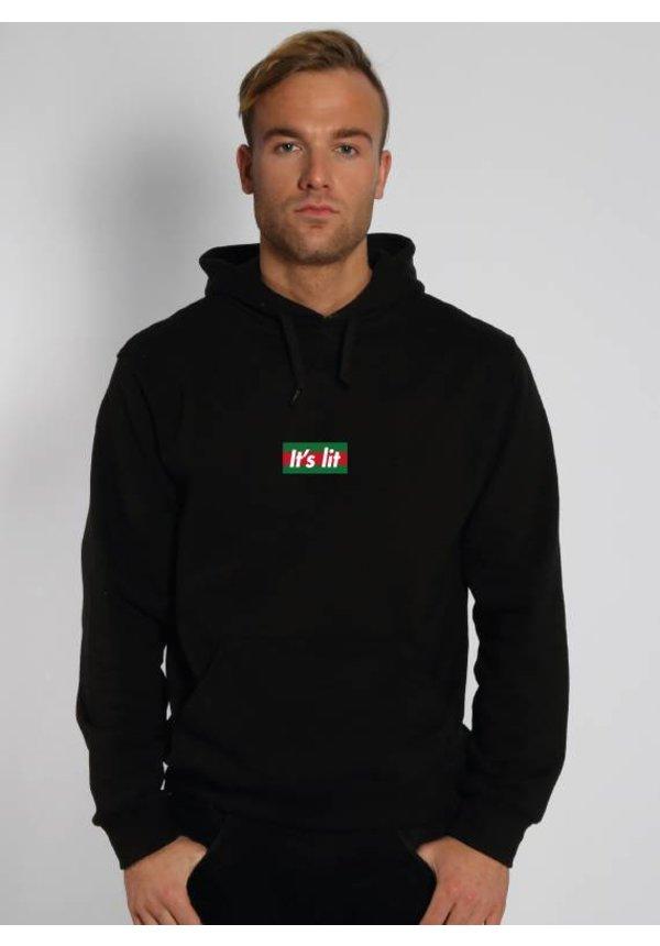 It's Lit Sweatshirt Zwart | na