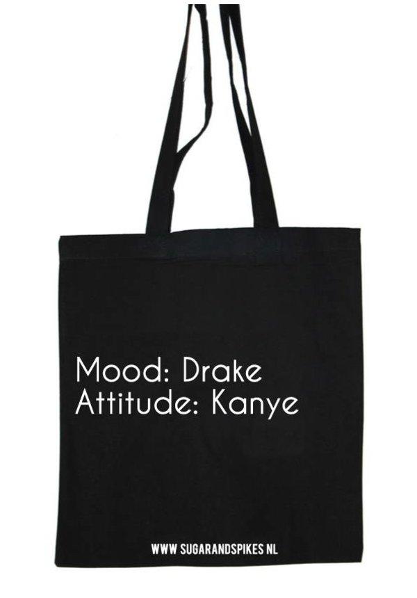 MOOD & ATTITUDE COTTON BAG