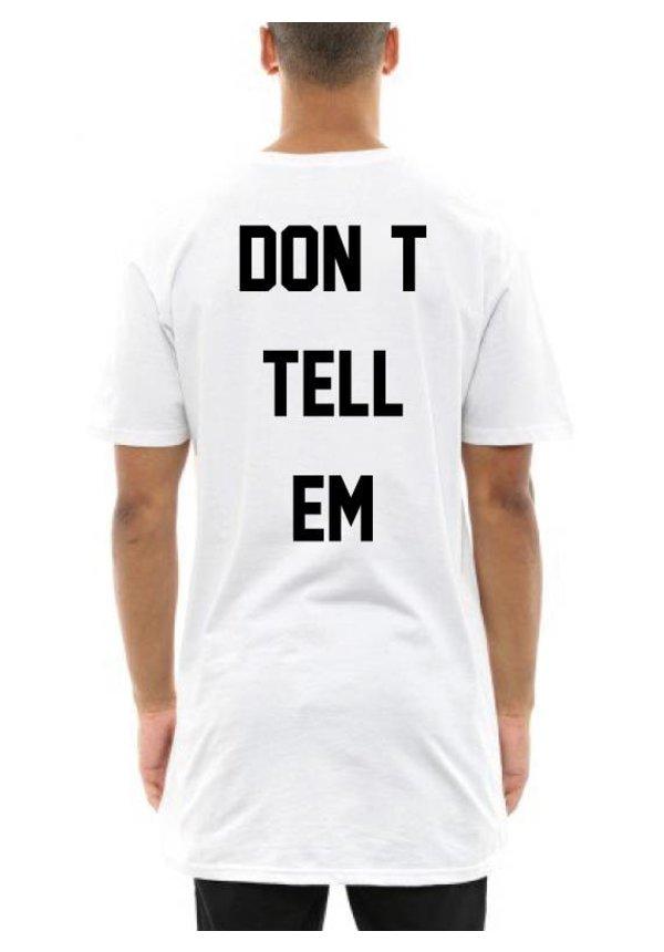 DON'T TELL EM LONG TEE (MEN)