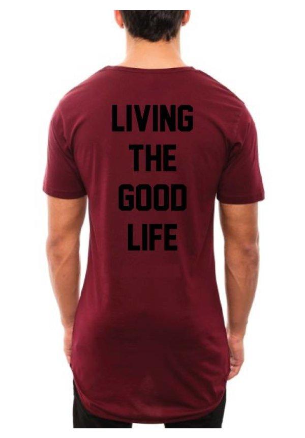 GOOD LIFE LONG TEE (MEN)