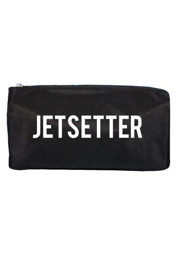 JETSETTER MAKE UP BAG