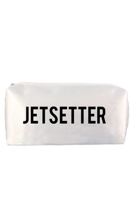 JETSETTER MAKE UP BAG