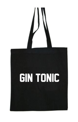 GIN TONIC COTTON BAG