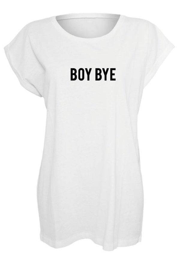 BOY BYE BOYFRIEND TEE