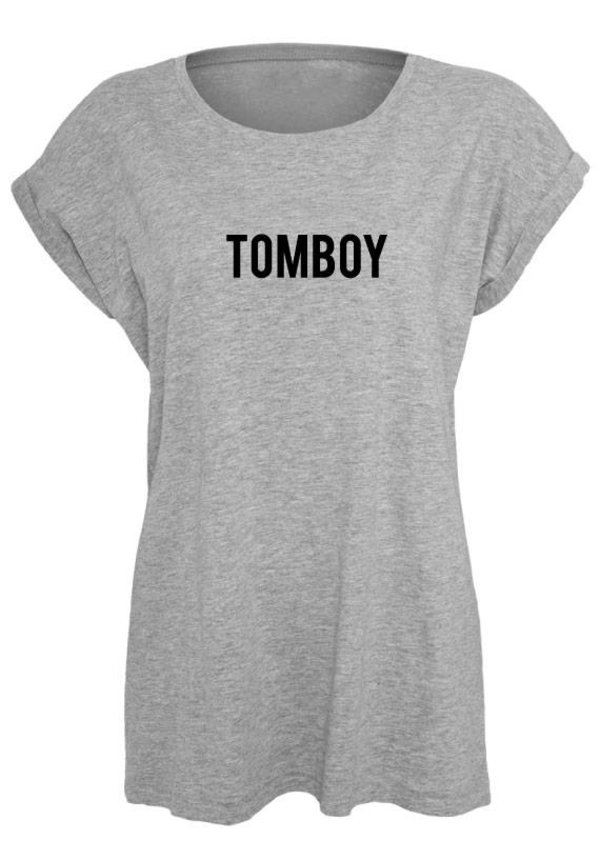TOMBOY BOYFRIEND TEE