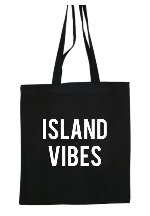 ISLAND VIBES COTTON BAG