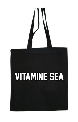 VITAMINE SEA COTTON BAG