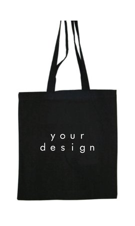 DESIGN YOUR OWN COTTON BAG