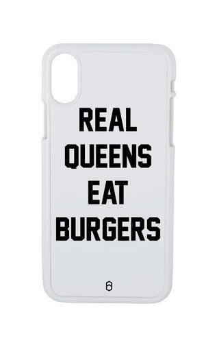 REAL QUEENS EAT BURGERS CASE