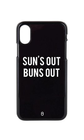 SUN'S OUT BUNS OUT CASE