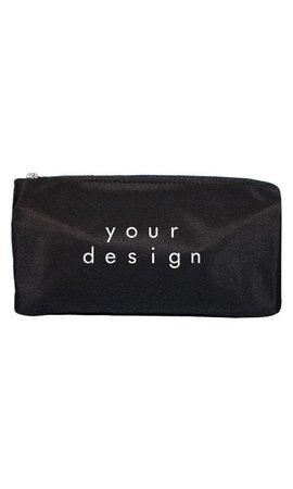 DESIGN YOUR OWN MAKE UP BAG