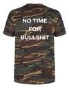 NO TIME FOR BULLSHIT TEE (MEN)
