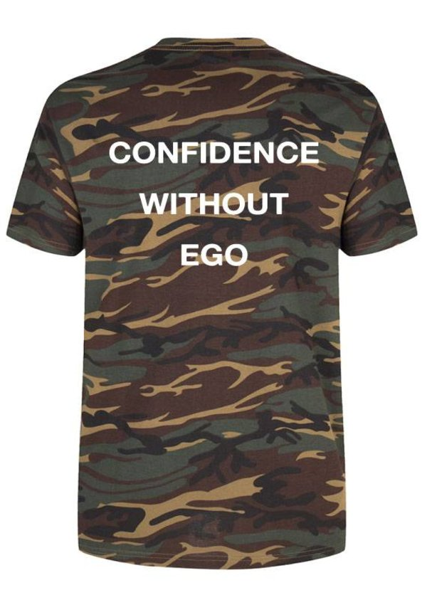 CONFIDENCE WITHOUT EGO TEE (MEN)