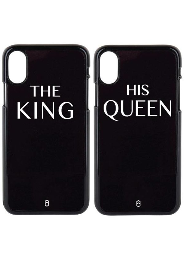 THE KING & HIS QUEEN COUPLE CASES