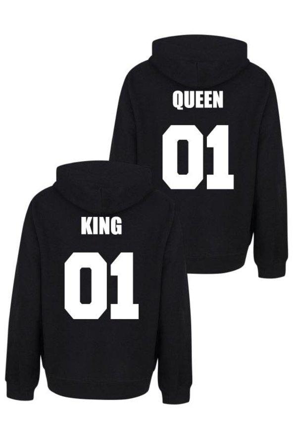 KING & QUEEN COUPLE HOODIES