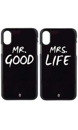 MR&MRS GOOD LIFE COUPLE CASES