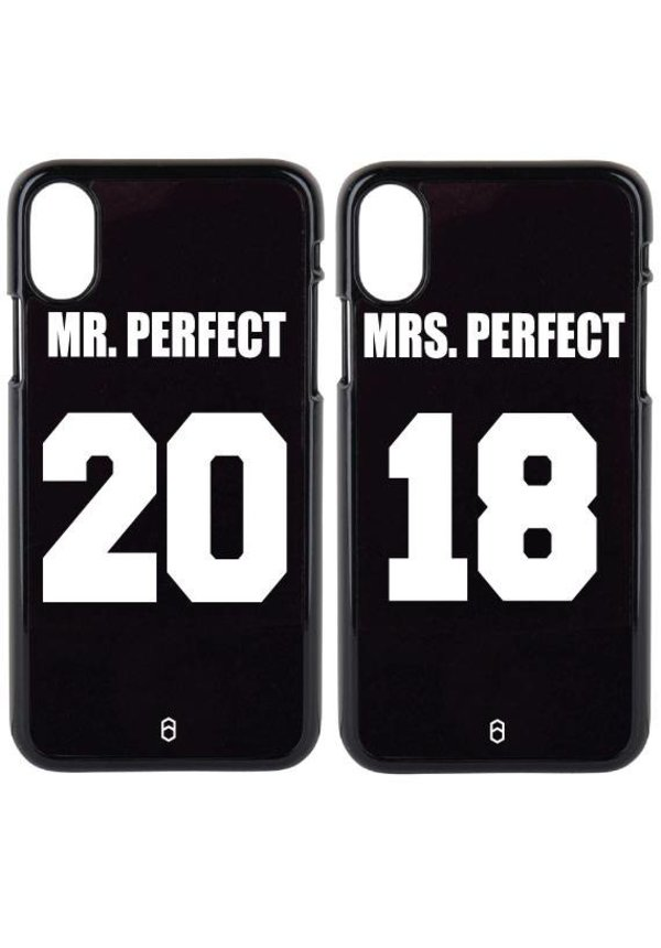 MR & MRS PERFECT COUPLE CASES