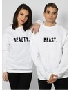 BEAUTY & THE BEAST COUPLE SWEATERS