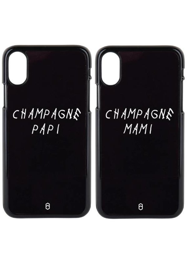 CHAMPAGNE PAPI & MAMI COUPLE CASES