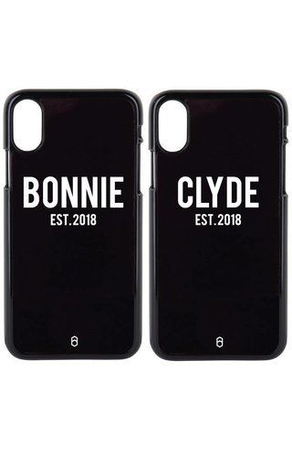 CUSTOM BONNIE & CLYDE COUPLE CASES