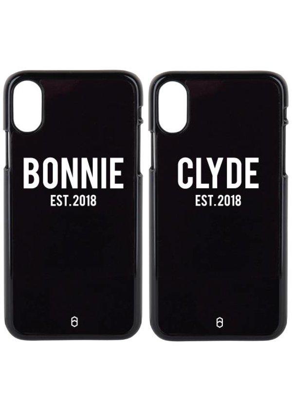CUSTOM BONNIE & CLYDE COUPLE CASES