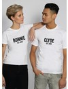 CUSTOM BONNIE & CLYDE COUPLE TEES